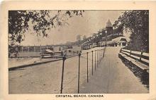 amp200044 - Crystal Beach, Canada Postcard