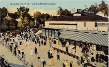 amp200048 - Crystal Beach, Canada Postcard