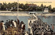 amp200059 - Crystal Beach, Canada Postcard