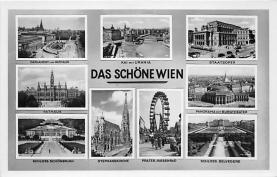 amp300025 - Austria Postcard