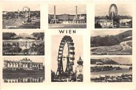 amp300027 - Austria Postcard