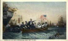Battle of Lake Erie, September 10, 1813