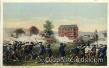 amr001019 - Battle of Lexington American History Postcard Post Card