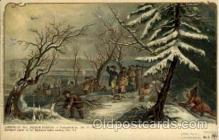 L&ing of Pilgrim Fathers, Dec.11, 1620