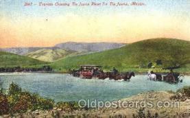Tia Juana river, Mexico