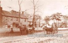 and000119 - Reproduction - Oldest Home Standing Bethpage Postcard Post Card