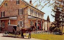 and000125 - Amish Farm & House Lancaster, PA Postcard Post Card