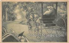 and000150 - One Horse Power  Postcard Post Card