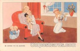 ang001009 - Angel Angels Postcard Post Card