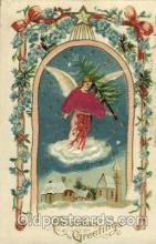 ang001024 - Angel, Angels Postcard Post Card