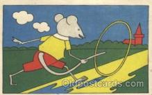 ani001088 - Dressol mice Animal Postcard Post Card