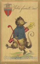 ani001128 - Billy Possum Animal Postcard Post Card
