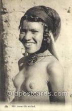 arb003181 - Jeune fille du sud Arab Nude Old Vintage Antique Post Card Post Card