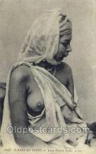 arb003194 - Jeune Femme Arabe Arab Nude Old Vintage Antique Post Card Post Card