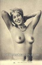 arb003195 - Etude de nu Indigene Arab Nude Old Vintage Antique Post Card Post Card