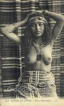 arb003200 - Jeune Mauresque Arab Nude Old Vintage Antique Post Card Post Card