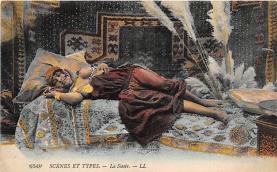 arb003220 - Arab Nude Postcard