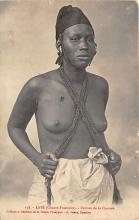 arb003231 - Femme de la Contree, Generale de la Guinee Francaise Arab Nude Postcard