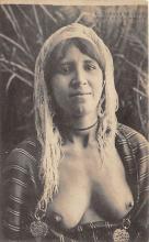 arb003245 - Buste De Mauresque Arab Nude Postcard
