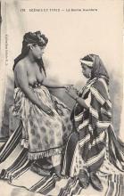 arb003249 - Scenes et Types Arab Nude Postcard