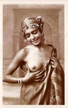 arb003290 - Jeune Mauresque Arab Nude Postcard