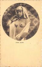 arb003296 - Arab Nude Postcard