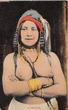 arb003307 - Arab Nude Postcard