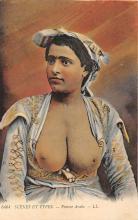 arb003313 - Arab Nude Postcard