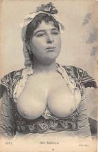 arb003320 - Arab Nude Postcard