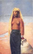 arb003328 - Arab Nude Postcard