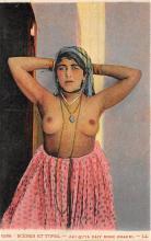 arb003329 - Arab Nude Postcard