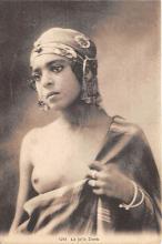 arb003341 - Arab Nude Postcard