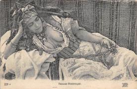 arb003354 - Arab Nude Postcard