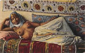 arb003355 - Arab Nude Postcard