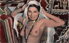 arb003357 - Arab Nude Postcard