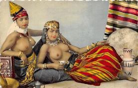 arb003359 - Arab Nude Postcard