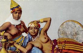 arb003362 - Arab Nude Postcard