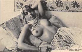 arb003366 - Arab Nude Postcard