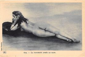 arb003368 - Arab Nude Postcard