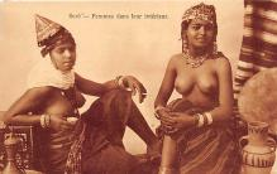 arb003374 - Arab Nude Postcard