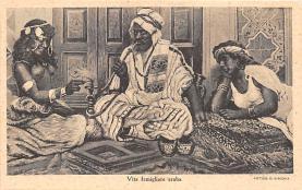 arb003379 - Arab Nude Postcard