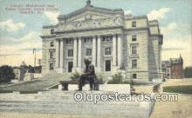 Essex County Court House, Newark, NJ USA