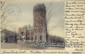 arm001009 - Binghamton, New York, NY USA Armory Post Card Post Card