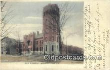 arm001011 - Binghamton, New York, NY USA New Armory Post Card Post Card