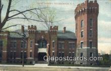 arm001012 - Binghamton, New York, NY USA New Armory Post Card Post Card