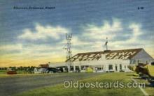 arp001018 - Allentown Behtlehem Airport, PA USA Airport, Airports Post Card, Post Card