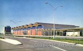 arp001031 - Hancock Municipal Airport, Syracuse, NY USA Airport, Airports Post Card, Post Card