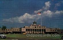 arp001038 - Washington National Airport, Alexandria, VA USA Airport, Airports Post Card, Post Card