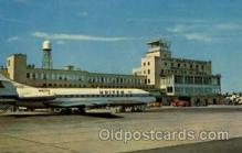 arp001064 - Bradley International Field, Hartford, CT USA Airport, Airports Post Card, Post Card