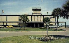 arp001086 - Srasota- Bradenton Airport, Sarasota, FL USA Airport, Airports Post Card, Post Card
